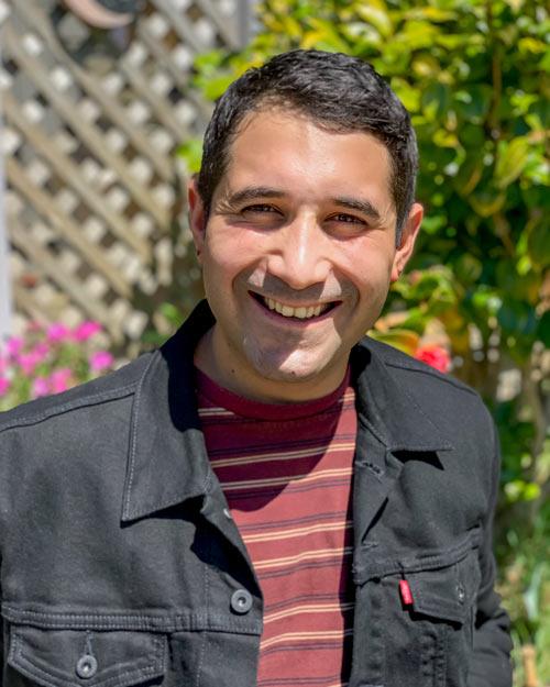 Marcos Hernandez - bio photo